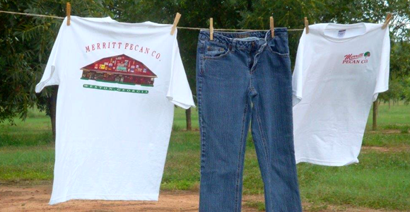 Merritt Pecan Clothing Items